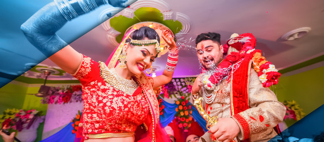 We capture the finest details & let you re-cherish moments that you must've missed in your wedding!