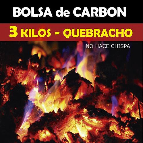 Carbón 3 Kilos
