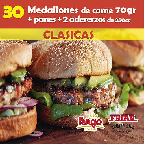 Medallonesx 30 FRIAR