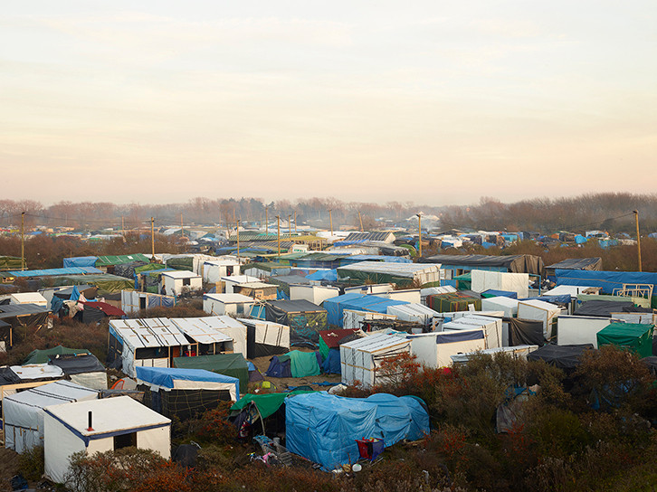 The Calais -from jungle to city