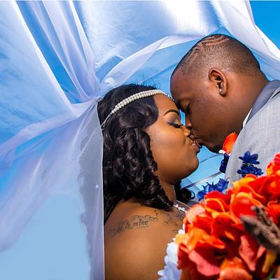 Ronee & Damien's Wedding Day
