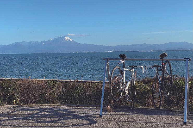 [海岸サイクリング] 潮風を感じ、自転車で旅する