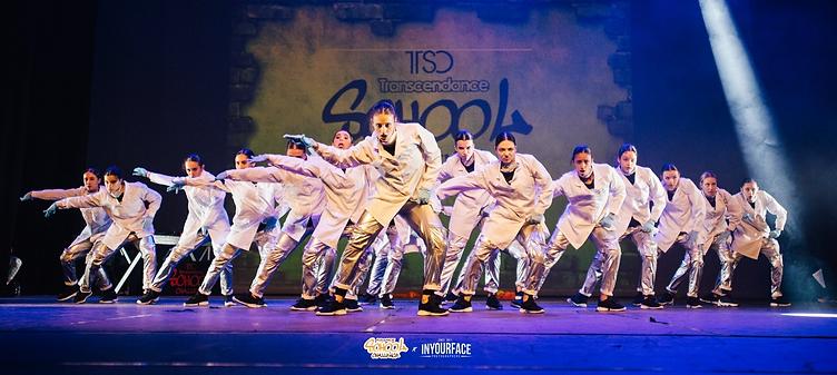 New style hip hop ecole de danse step dance's
