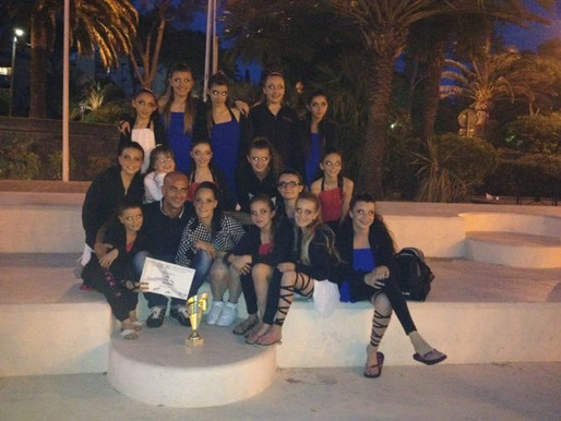 CONCOURS DE DANSE STEP DANCE'S SAISON 2013/2014