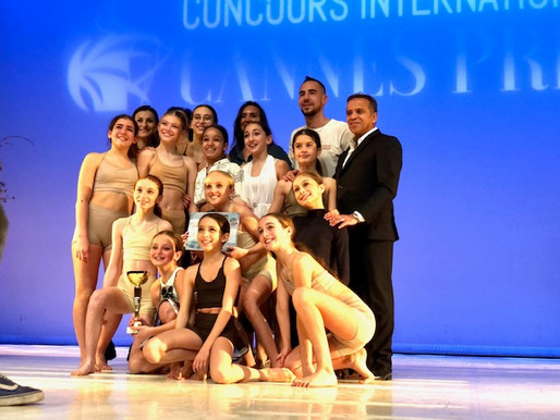 CONCOURS DE DANSE STEP DANCE'S SAISON 2019/2020