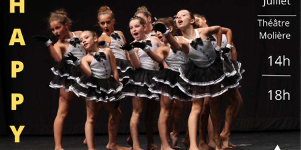 GALA DE FIN D'ANNEE STEP DANCE'S