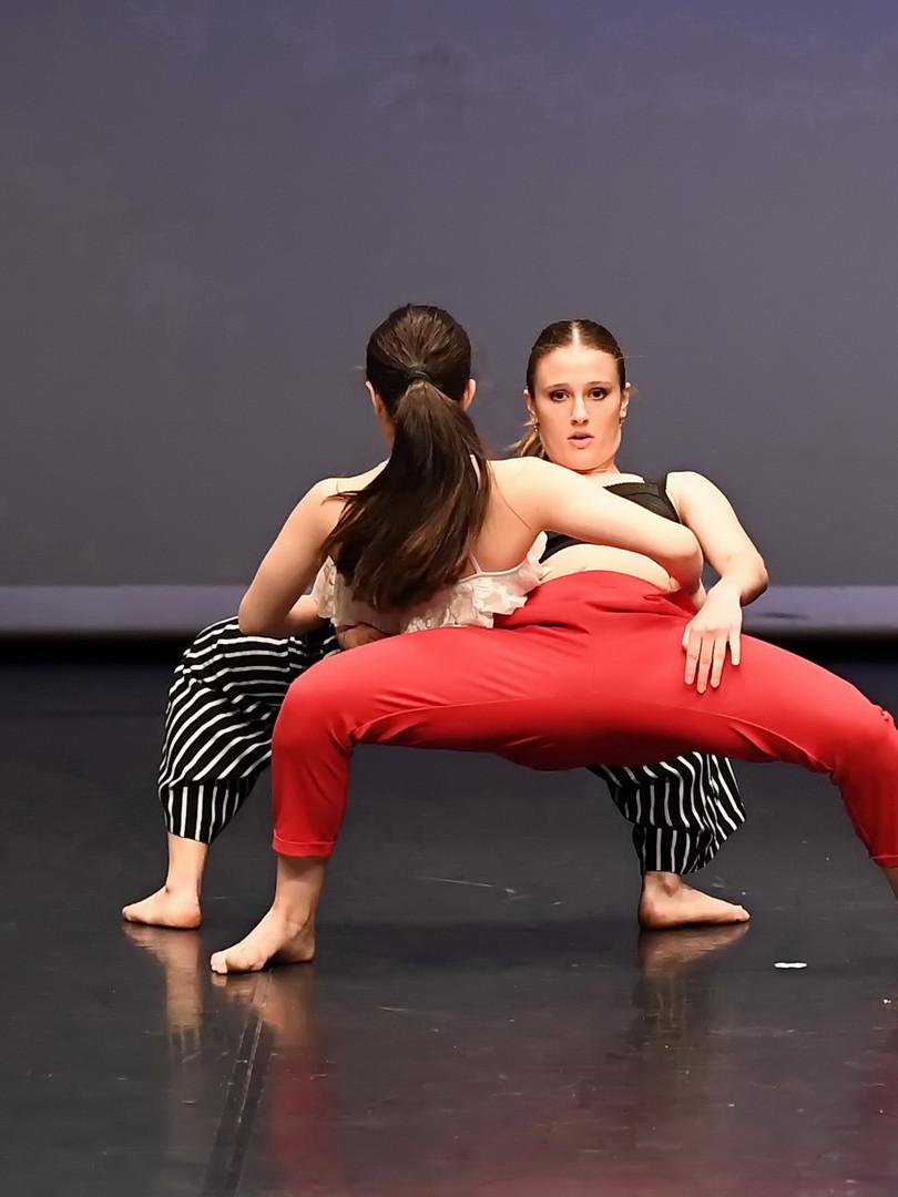 Illona Costanzo et Carla Aouane Osmose