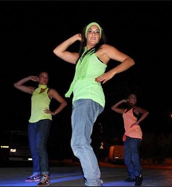 zumba fitness remise en forme ecole de danse step dance's saint victoret marignane