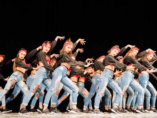 CONCOURS DE DANSE STEP DANCE'S SAISON 2017/2018