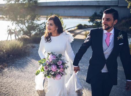 #NoviosInvitatium: la bonita boda de Virgilia y Jorge
