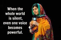Malala Yousafzai~ I Am Malala