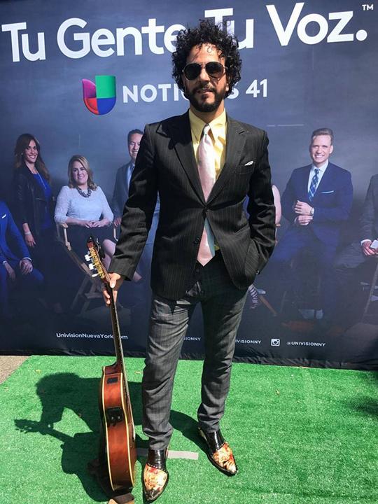 Edwin Vazquez  Musica