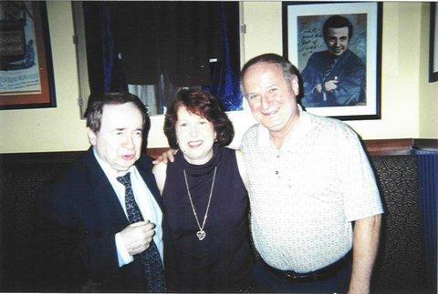 Joe Franklin w Judy & Andy