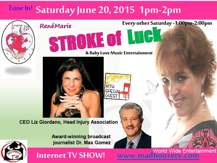 June 20, 2015 - Stroke of Luck