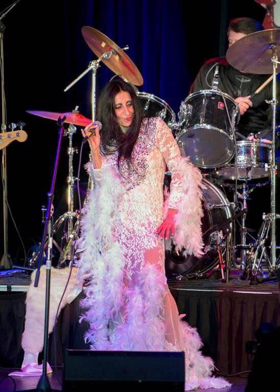 Louise Bruno - (Cher Tribute Show)