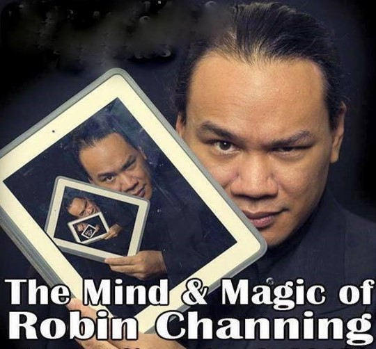 Robin Channing, The VIPs' Magician