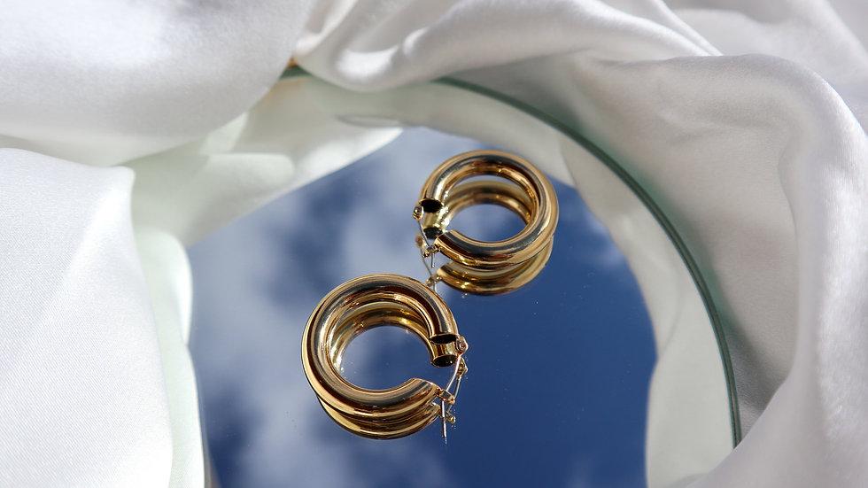 Suri Hoop Earring