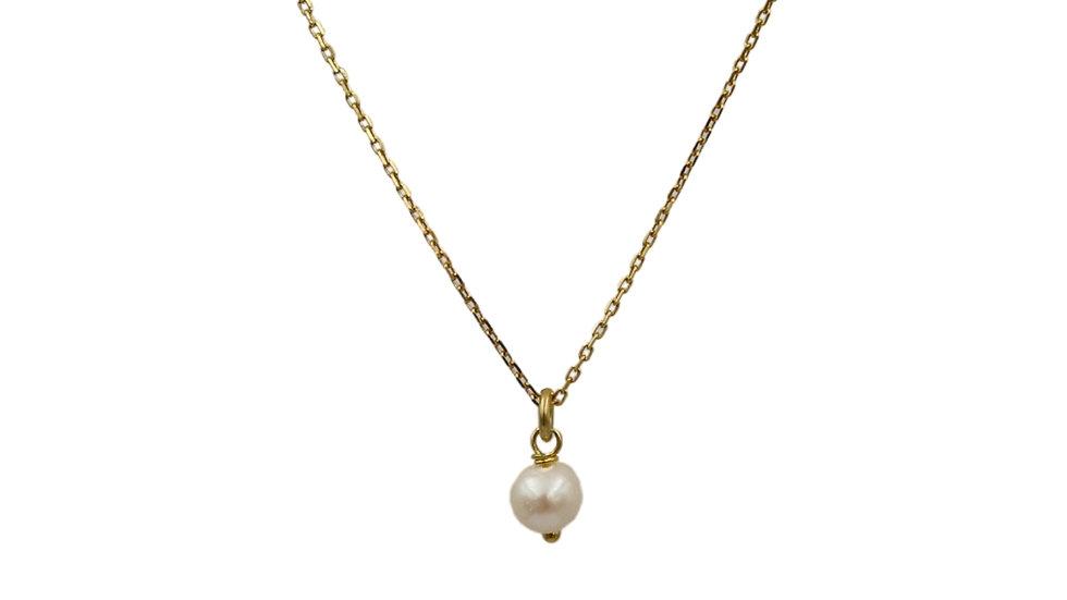 SGN12 Mini Pearl Necklace