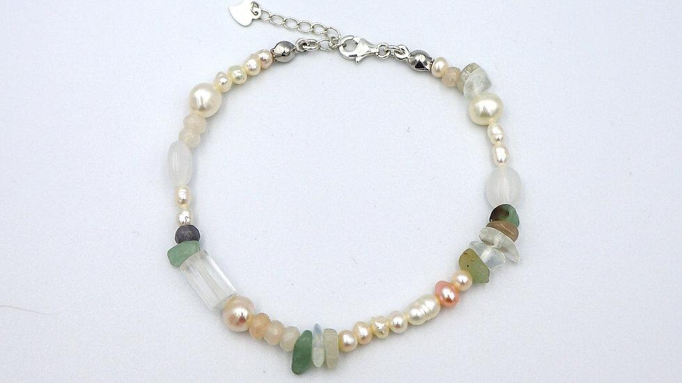 Vine Silver Bracelet