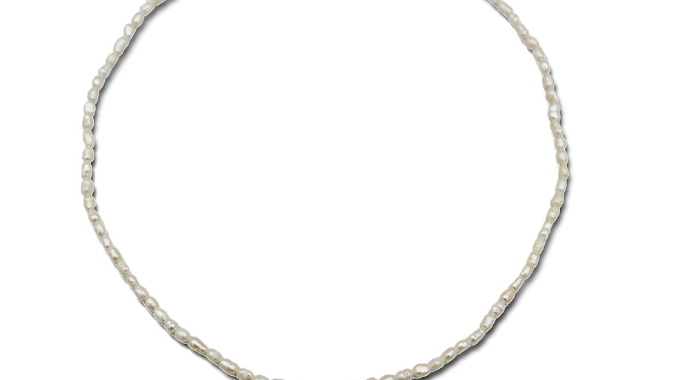 SGN13 Pearl Seed Necklace 39