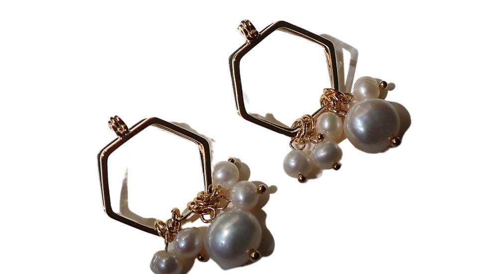 Taha Earrings