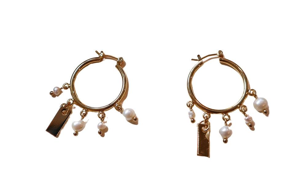 Baram Earrings
