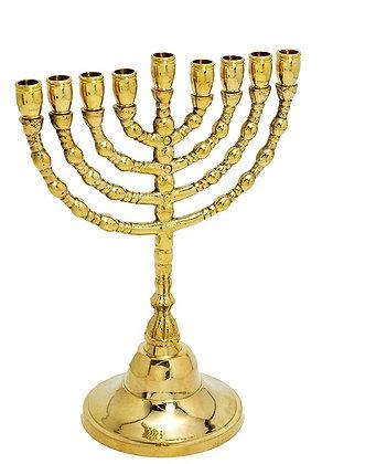 The Temple Chanukah Menorah