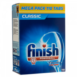 110 Finish Powerball Dish Washer Tablets