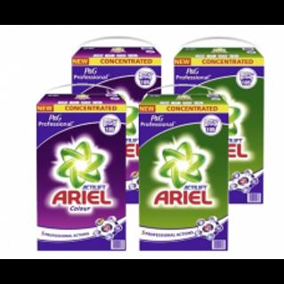 4 Boxes Ariel 105 Wash