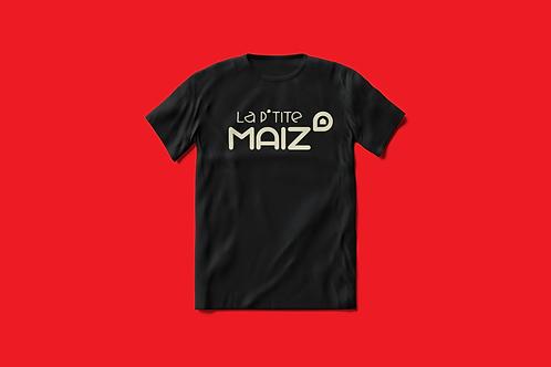 T-Shirt Femme P'tite Maiz staff only