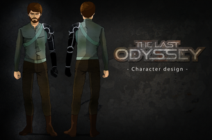 The Last Odyssey : Character Design !