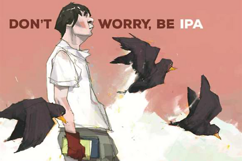DON'T WORRY, BE IPA (1L)