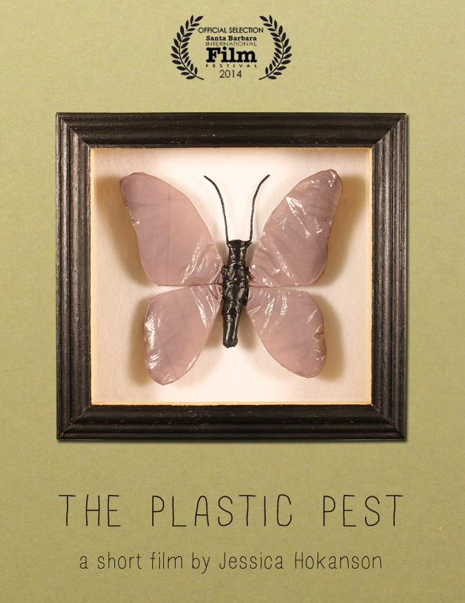 THE PLASTIC PEST POSTER