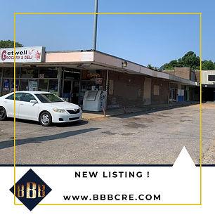 1287-1299 Getwell Rd. Memphis, TN 38111