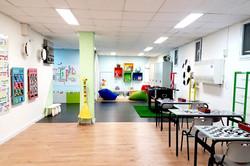 חדר משחקים בבית ספר
