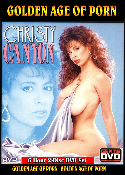 CHRISTY CANYON Collector's Edition DVD 2-Pack