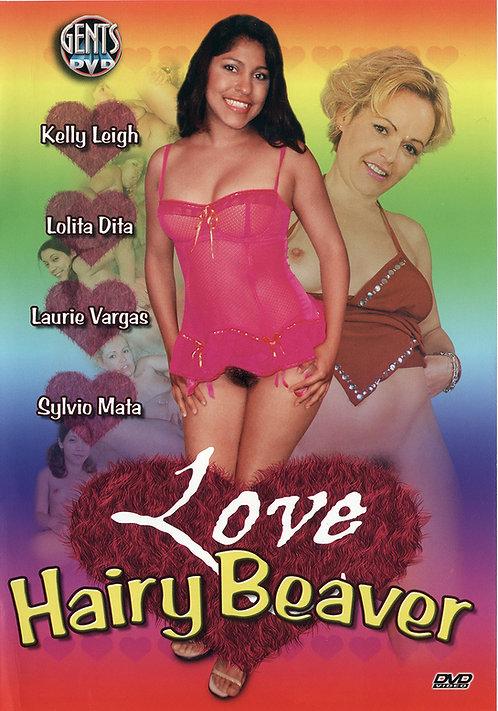 LOVE HAIRY BEAVER
