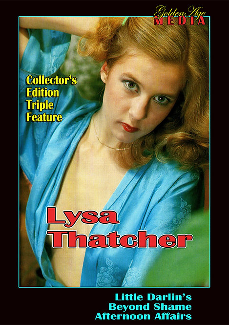 3 Classic LYSA THATCHER Features