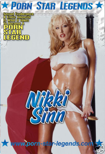 Nikki Sinn in PORN STAR LEGENDS