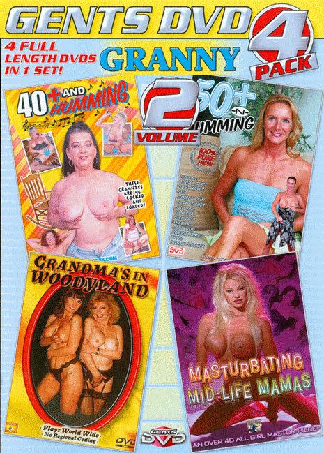 GRANNY  Vol. 2 - 4 PACK