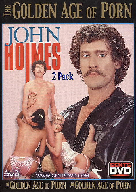JOHN HOLMES Collector's Edition DVD 2-Pack