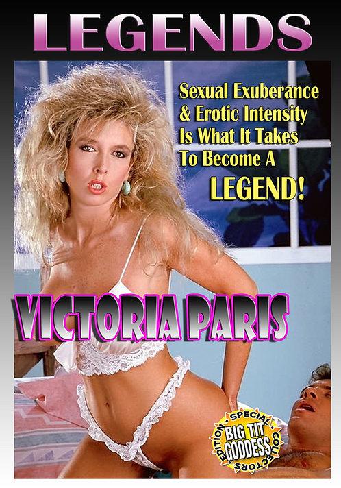 LEGENDS Presents: Victoria Paris