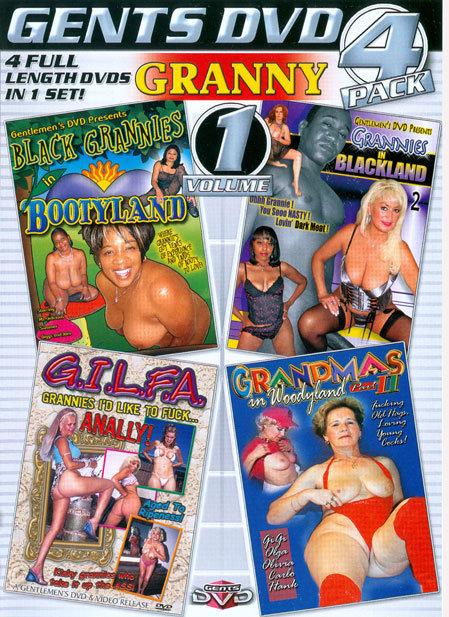 GRANNY Vol. 1 - 4 PACK