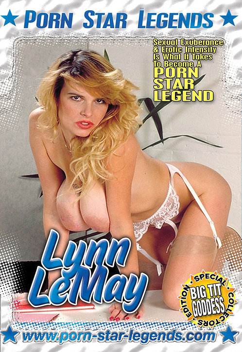 LYNN LeMAY in PORN STAR LEGENDS