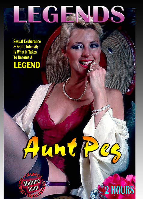 LEGENDS Presents: Aunt Peg