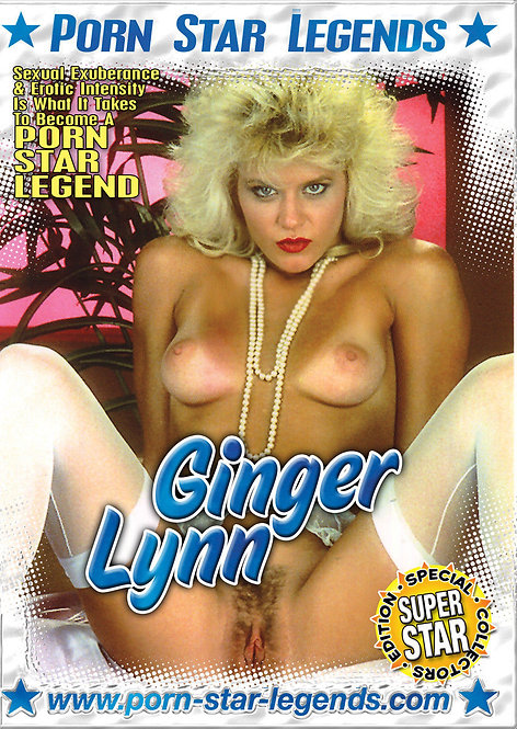 GINGER LYNN in PORN STAR LEGENDS