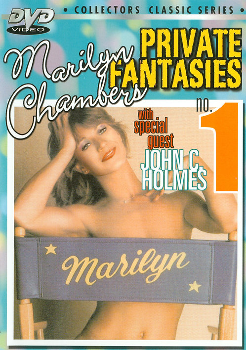Marilyn Chambers PRIVATE FANTASIES 1