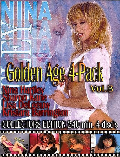GOLDEN AGE of PORN VOL.3 - 4 PACK