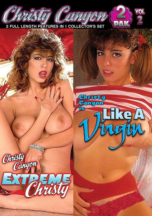 Christy Canyon 2 Pack Vol 2