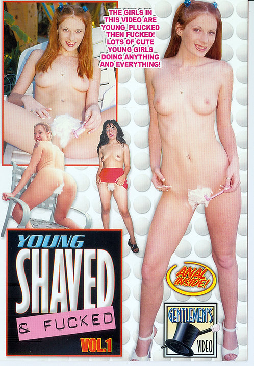 YOUNG SHAVED & FUCKED